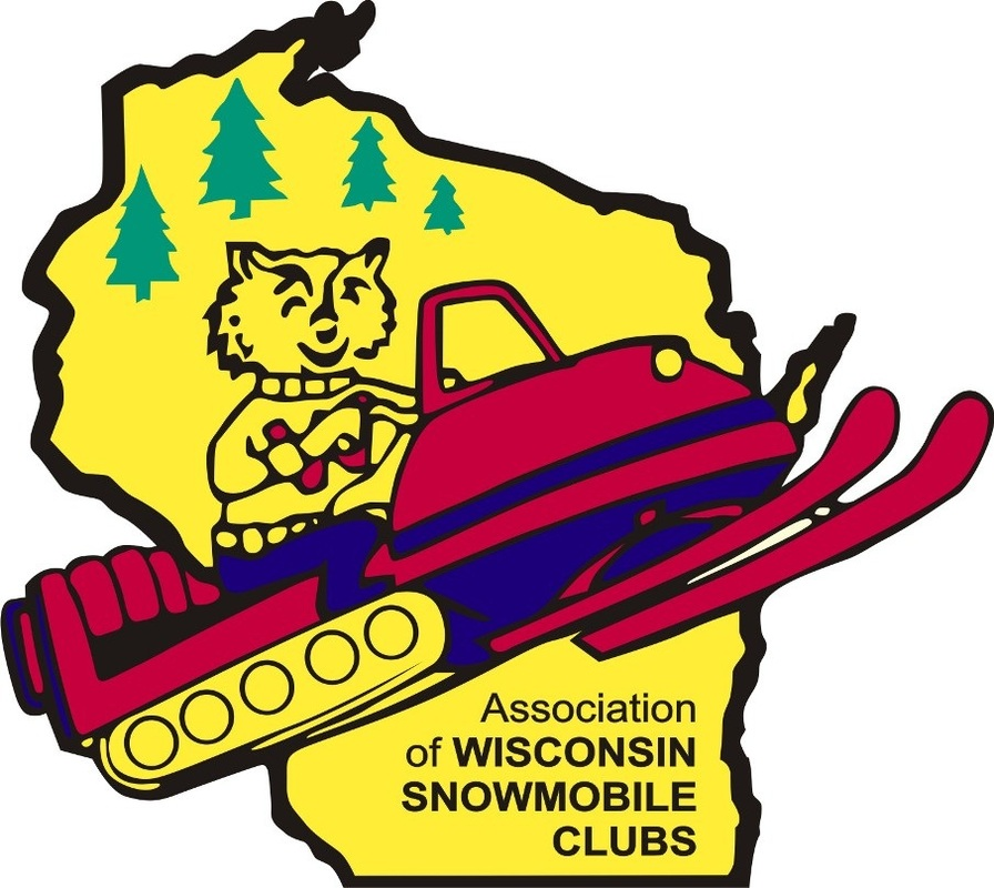 Proud member of the Association of Wisconsin Snowmobile Clubs